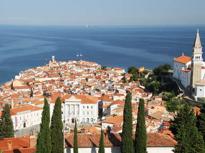 Piran and Gulf of Trieste