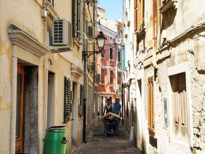 Piran  |  Historic centre