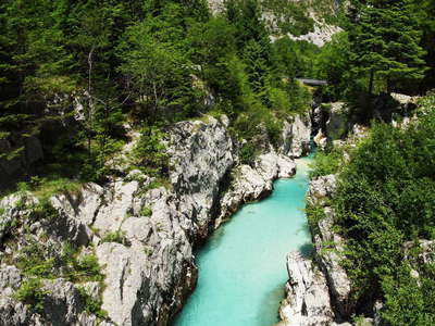 Trenta Valley  |  Great Soča Gorge