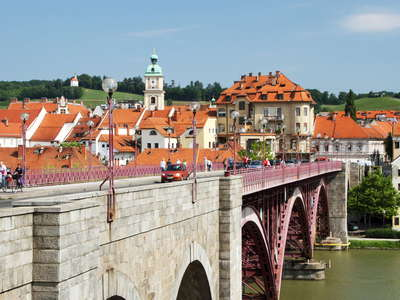 Maribor  |  Main Bridge