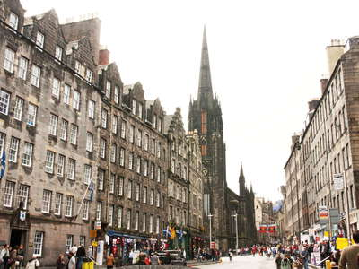 Edinburgh  |  Lawnmarket
