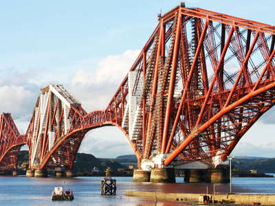 South Queensferry  |  Forth Bridge
