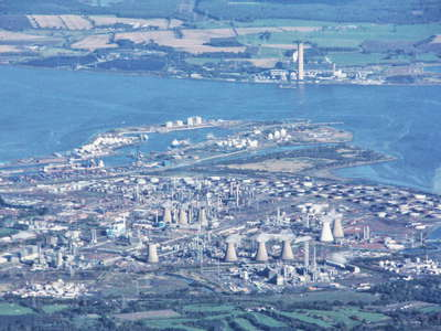 Grangemouth  |  Petrochemical industry