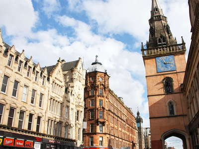 Glasgow  |  Trongate