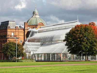 Glasgow  |  People's Palace and Winter Gardens