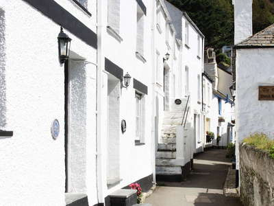 Polperro  |  The Warren