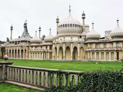 Brighton  |  Royal Pavillon