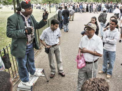 London  |  Speakers' Corner