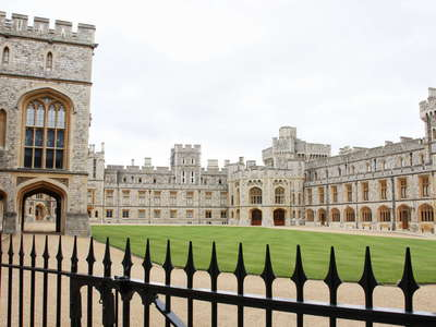 Windsor Castle  |  Upper Ward