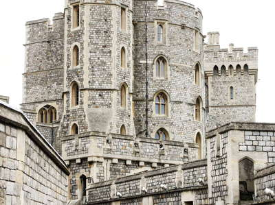 Windsor Castle  |  Edward III Tower
