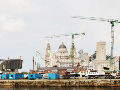 Liverpool  |  Redevelopment of Mann Island