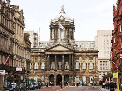 Liverpool  |  Town Hall
