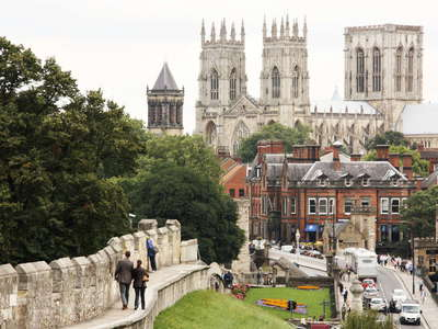 York with Minster