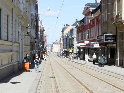 Norrköping  |  City centre