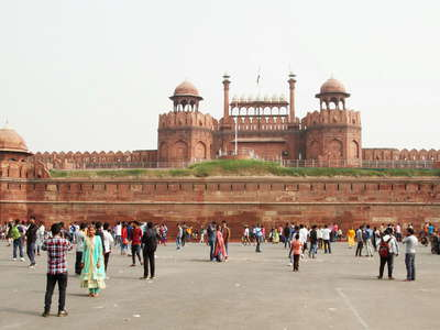 Delhi  |  Red Fort