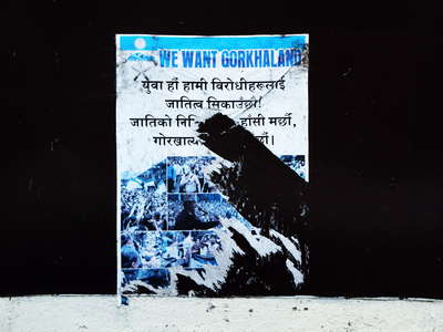 Darjeeling  |  Gorkhaland movement