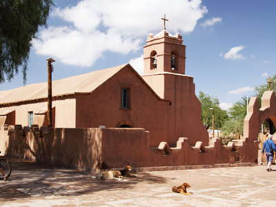 San Pedro de Atacama  |  Church