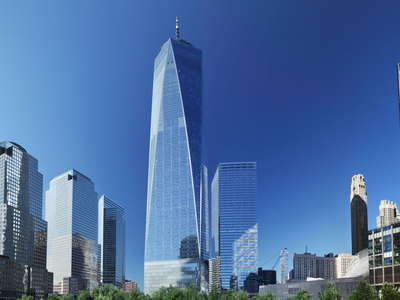 Lower Manhattan  |  World Trade Center