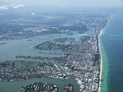 Miami Beach | North Beach and Biscayne Bay