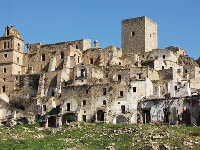 Craco | Abandoned historic centre