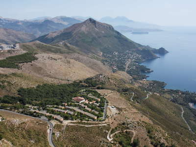 Maratea | Coastal mountains and Golfo di Policastro