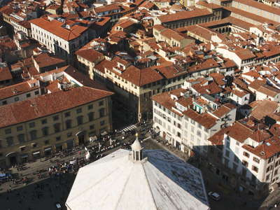 Firenze | Baptisterium and city centre