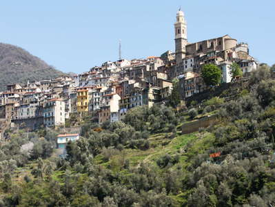 Ligurian Alps | Montalto Ligure