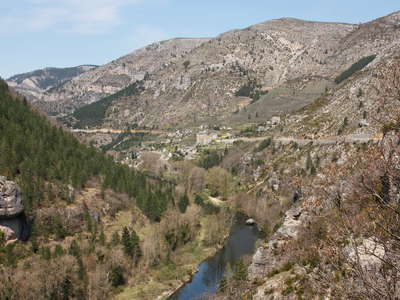 Gorges du Tarn with Prades