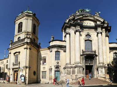 Lviv | Dominican Church and Monastery