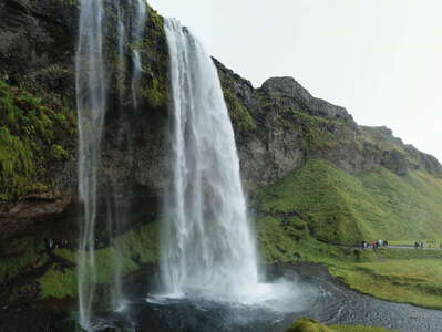Seljalandsfoss | Panoramic view