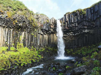 Svartifoss | Panoramic view