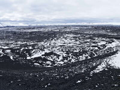 Askja Caldera | Panoramic view