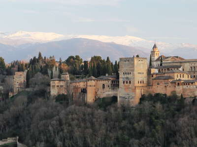 Granada | Alhambra and Sierra Nevada