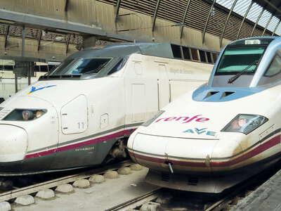 Sevilla | High-speed train