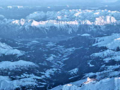 Wipptal and Karwendel Mountains