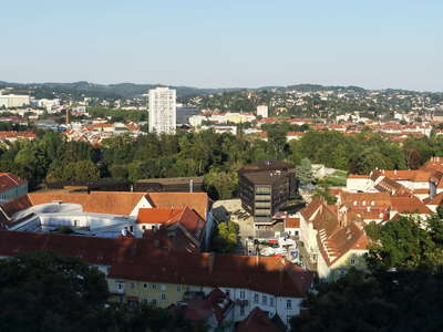 Graz | Eastern part of the city
