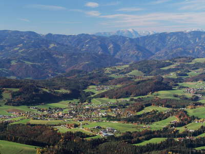 Graz Highlands | Semriach Basin