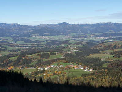 Graz Highlands with Passail Basin