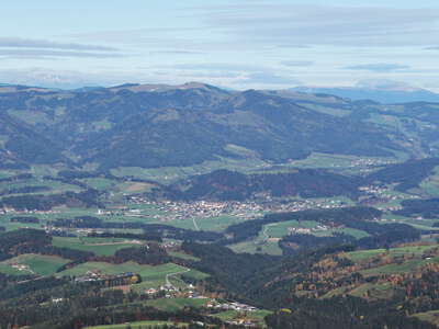 Graz Highlands | Passail Basin and Plankogel